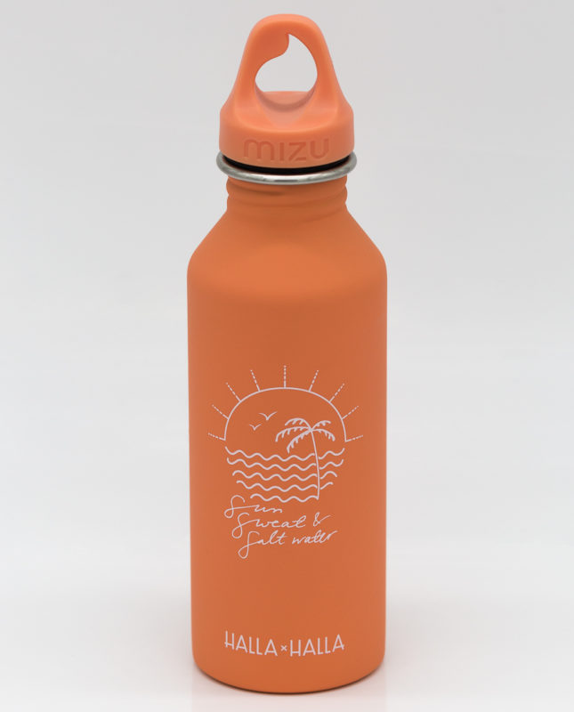 Bottle in Peachy