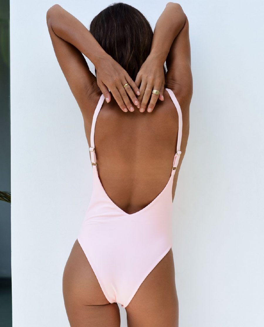 Lux Vega one piece - Cotton Candy